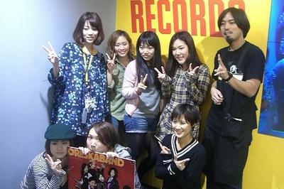 タワーレコードインストア in 大阪。とみ _f0174088_3182371.jpg