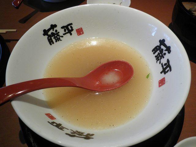 らー麺 藤平     川西多田店_c0118393_17235398.jpg
