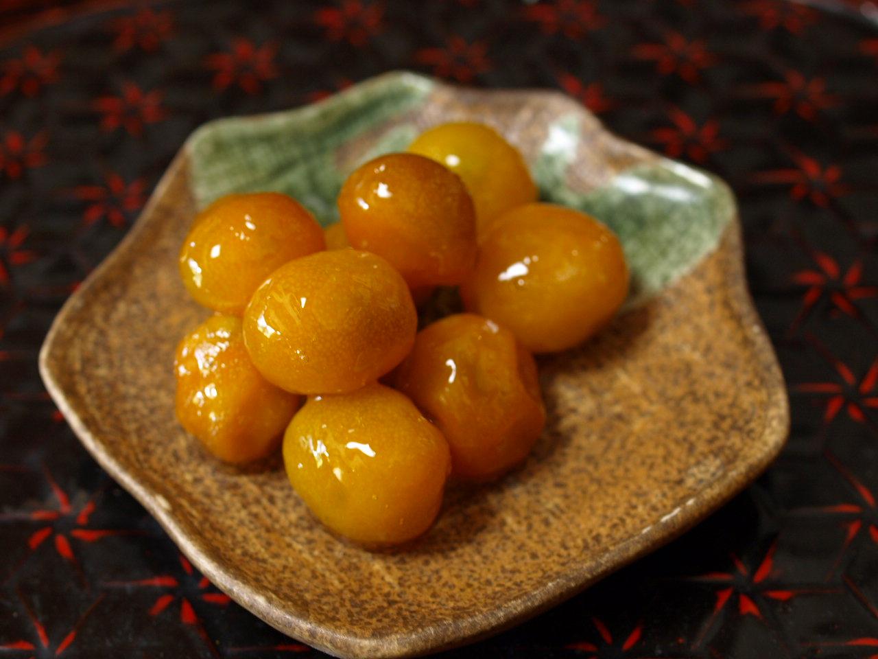 柿なます、田作りなど_e0094102_132415.jpg