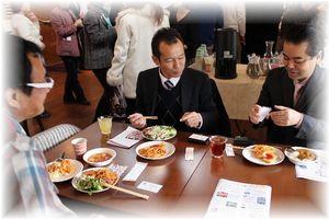 第8回 ITOビジネスランチ会 ~ボンジョルノさんにて~_c0218303_16345310.jpg