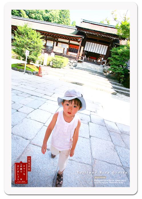京都シルヴプレ167 夏の上賀茂さん 2_f0038408_17154554.jpg