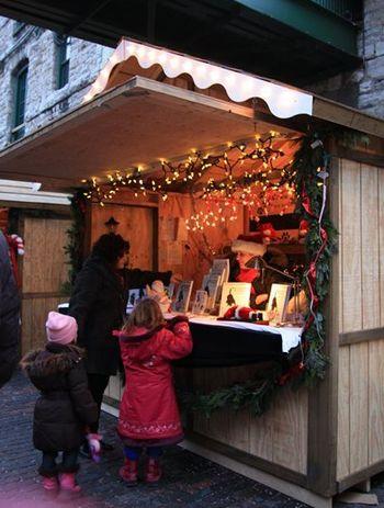 ディステラリーで クリスマス・マーケット_c0126120_9233622.jpg