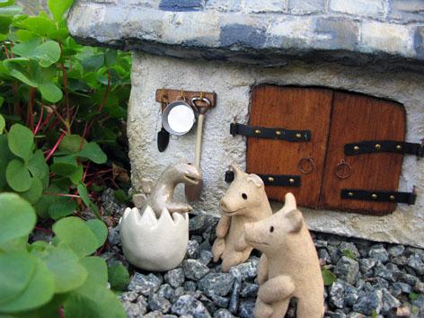ガーデン・スモールハウス物語  続  オキザリスの森で_f0129726_22295237.jpg
