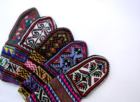 おばあちゃんの靴下 ロングヴァージョン_d0156336_1437147.jpg