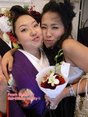 WEDDING列席~☆_c0043737_1782391.jpg