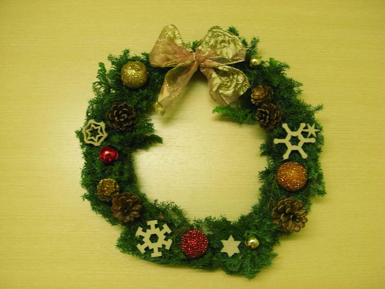 まもなくクリスマスですね_f0168650_174714.jpg