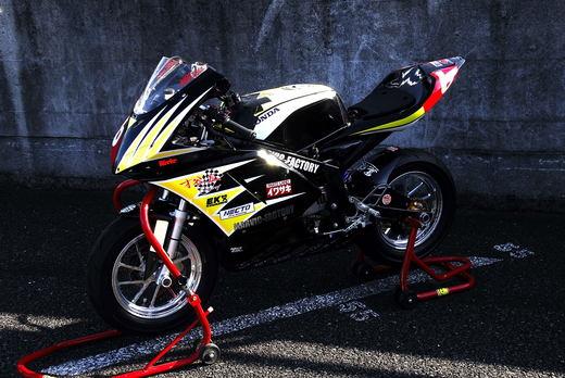 岡山国際 ミニバイク3時間耐久レース_b0163075_11522715.jpg