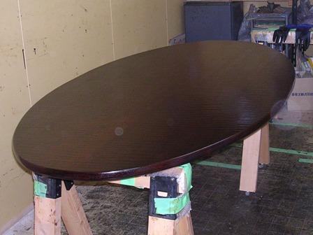 テーブル、いきなり完成_b0126098_1926337.jpg
