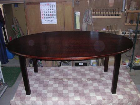 テーブル、いきなり完成_b0126098_1929138.jpg