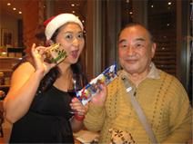 クリスマスパーティー 2010 ♪_c0215031_15575394.jpg