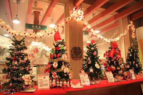 第1回『クリスマスツリー・デコレーション・コンテスト』投票結果発表!!_d0161933_1852282.jpg