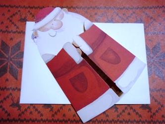ジャズバイオリニスト、maikoさんからのクリスマスカード☆_e0188087_23512932.jpg
