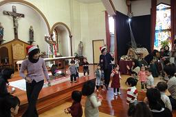 バンビーノクリスマス会_c0212598_17101995.jpg