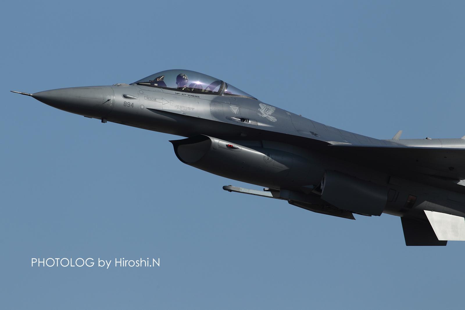 新田原基地航空祭2010 -予行 Pre Airshow-②米軍機_b0183406_082632.jpg
