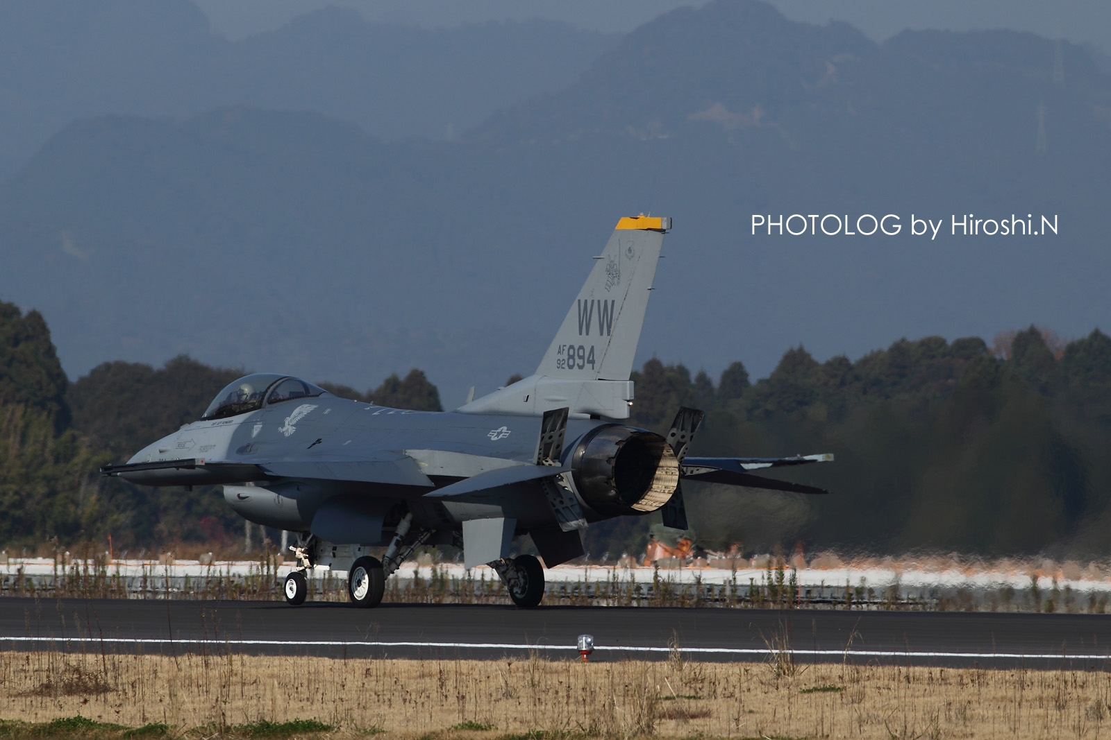 新田原基地航空祭2010 -予行 Pre Airshow-②米軍機_b0183406_08444.jpg