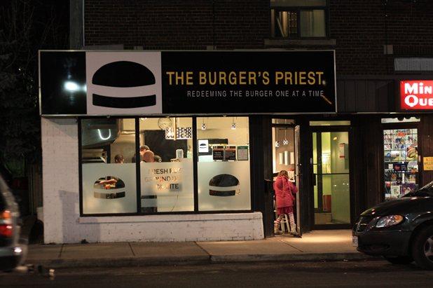 ついに出会った!やらわかバーガー Burger\'s PRIEST_c0126120_23364625.jpg