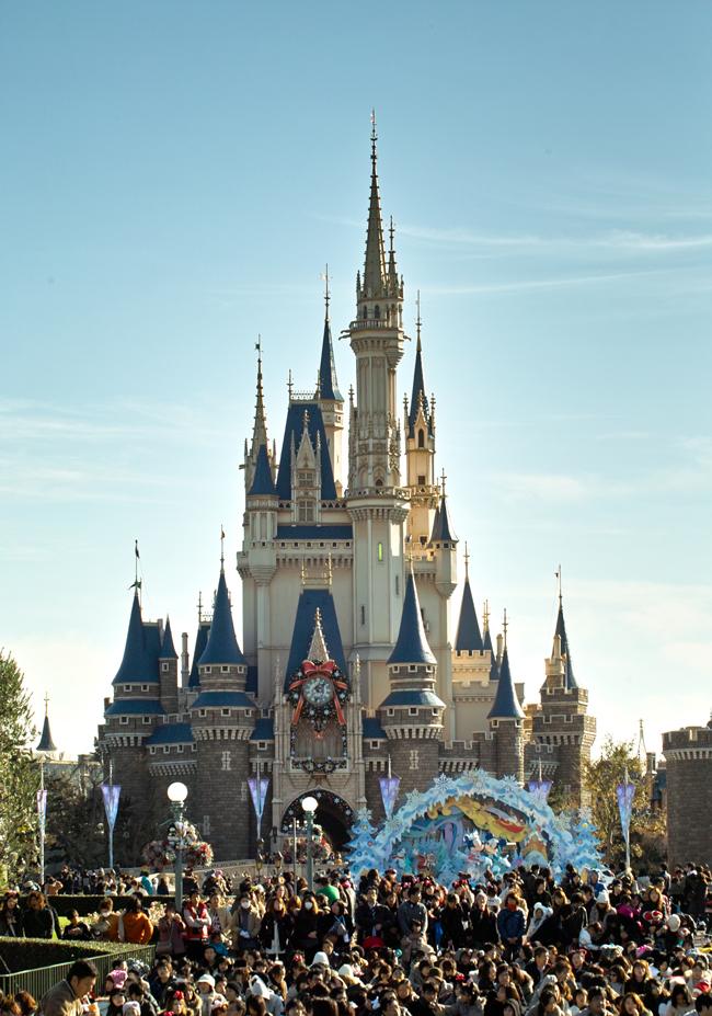 東京ディズニーランドのディパレード~ジュビレーション!~_c0223825_64988.jpg