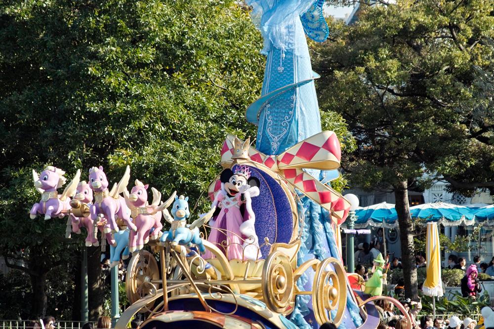 東京ディズニーランドのディパレード~ジュビレーション!~_c0223825_6545322.jpg