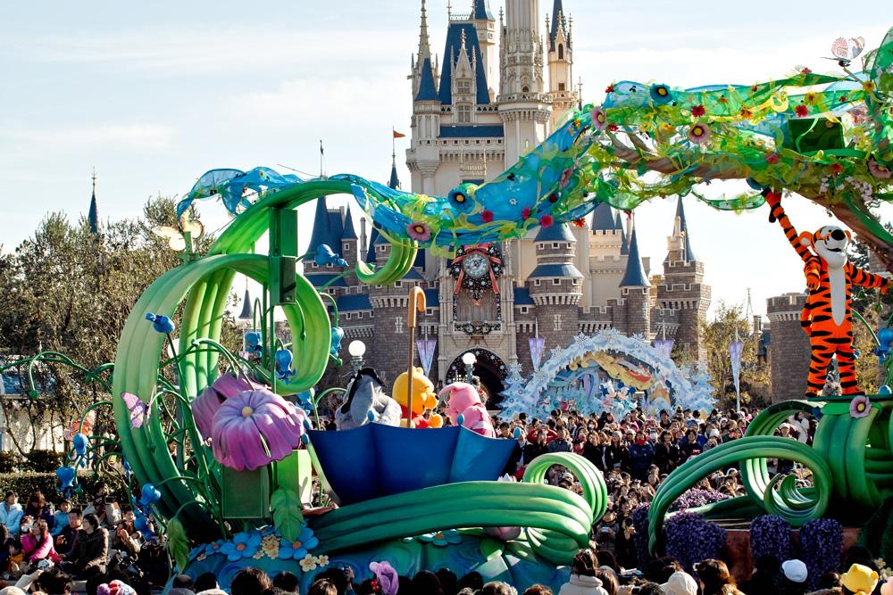 東京ディズニーランドのディパレード~ジュビレーション!~_c0223825_714596.jpg