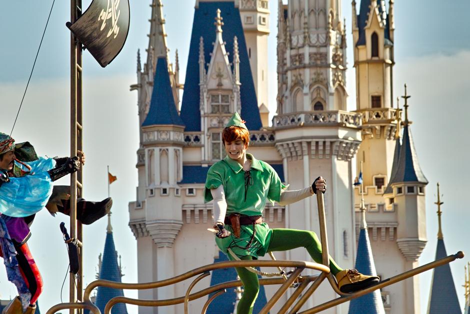東京ディズニーランドのディパレード~ジュビレーション!~_c0223825_7252298.jpg
