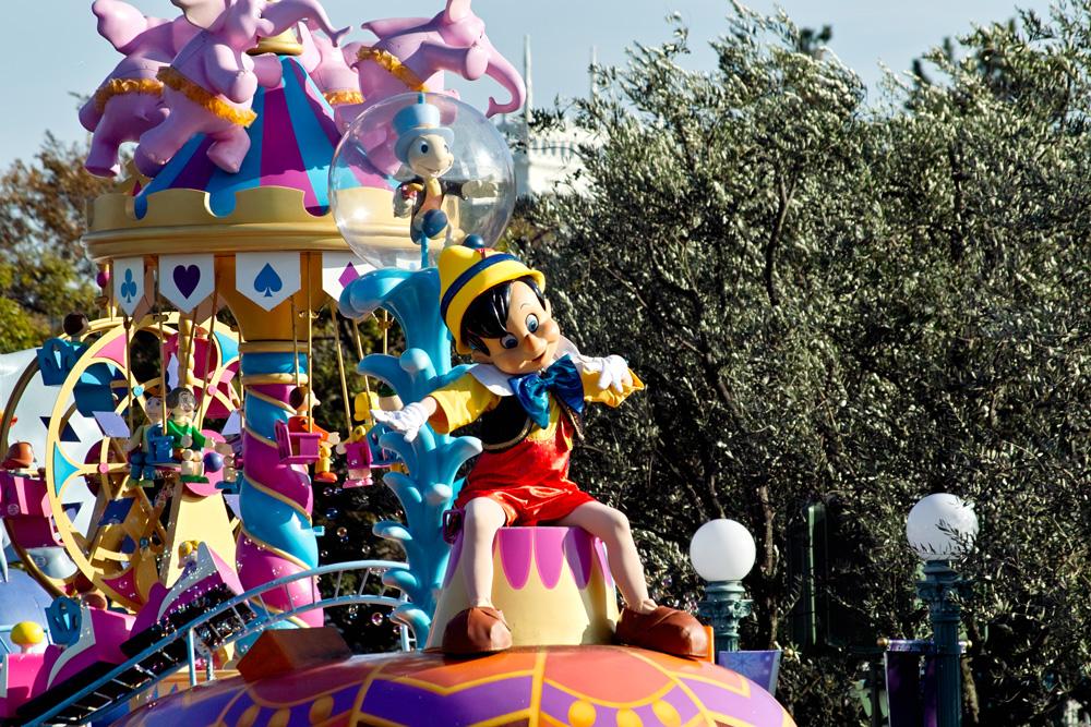 東京ディズニーランドのディパレード~ジュビレーション!~_c0223825_731659.jpg