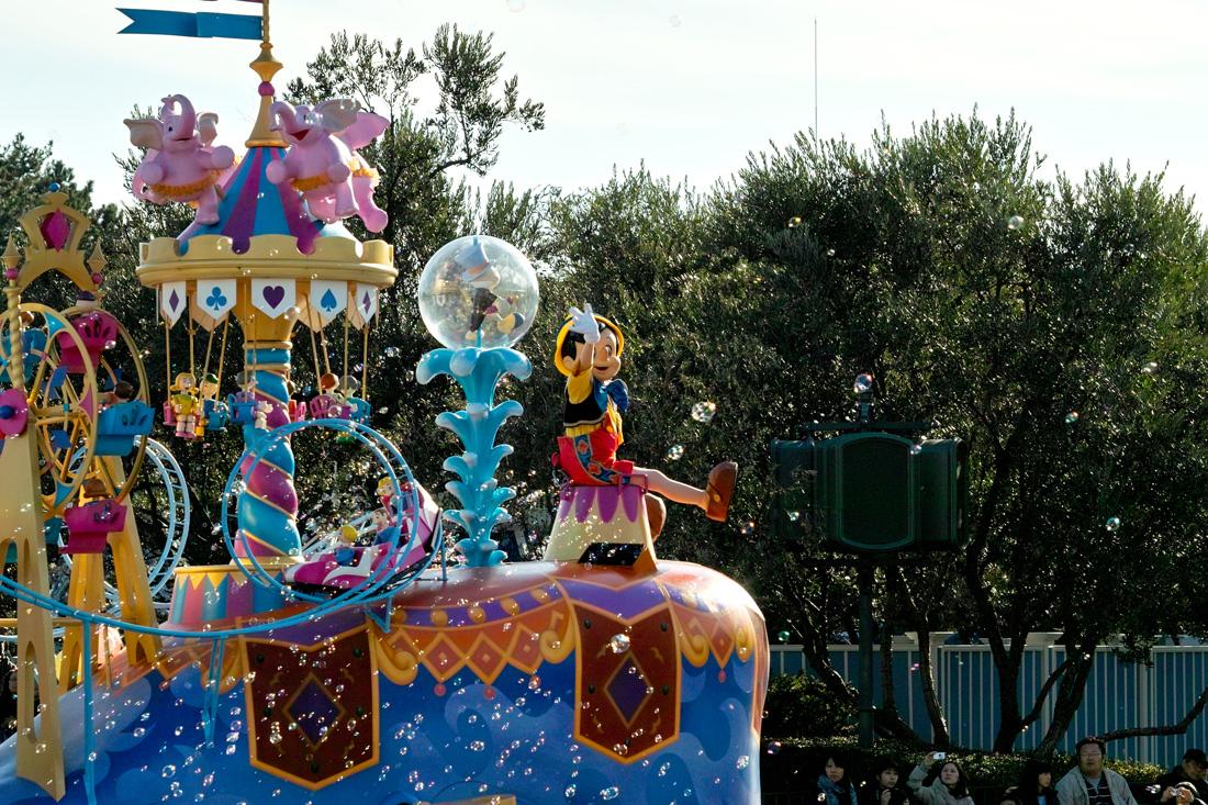 東京ディズニーランドのディパレード~ジュビレーション!~_c0223825_7322457.jpg