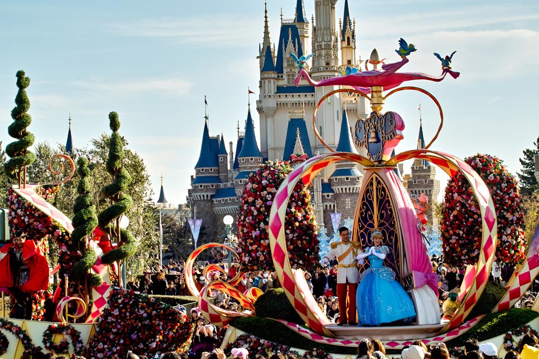 東京ディズニーランドのディパレード~ジュビレーション!~_c0223825_792826.jpg