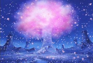 """『ワンピース』シリーズ最新作発売記念!! チョッパーの誕生日に""""奇跡の桜""""が降る!_e0025035_11434222.jpg"""