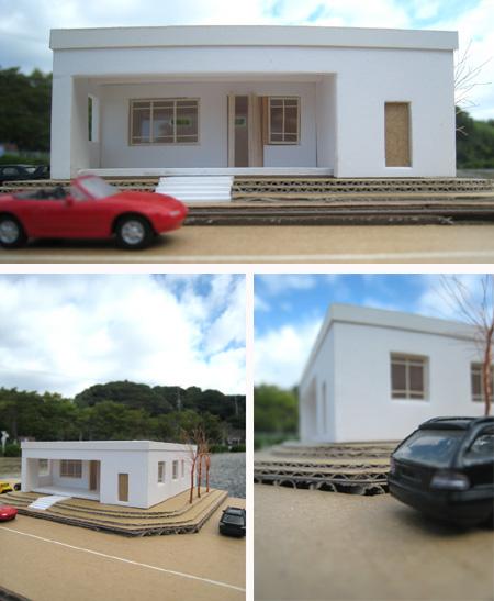 模型/松本市 新築店舗/コンセプトショップ R_c0089242_11123156.jpg