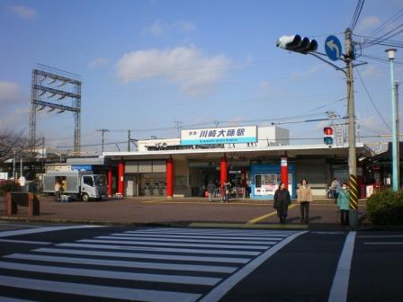 初めて川崎大師へ。_c0198869_2238429.jpg
