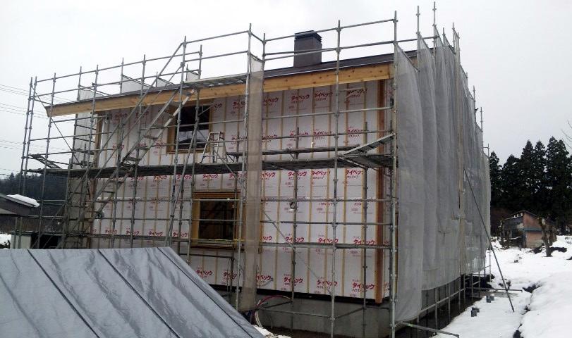 S邸「大沢新道の家」  工事中です。_f0150893_229251.jpg