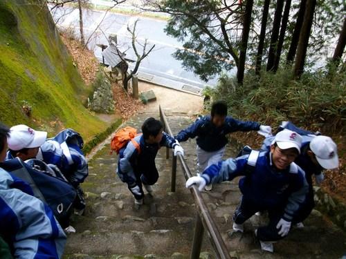 金剛登山!!_f0209300_15381415.jpg