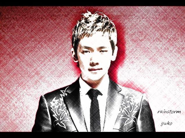 JYPの合同コンサート、2番目の特別ゲストRAIN\'It \'s Raining』を熱唱_c0047605_18494061.jpg