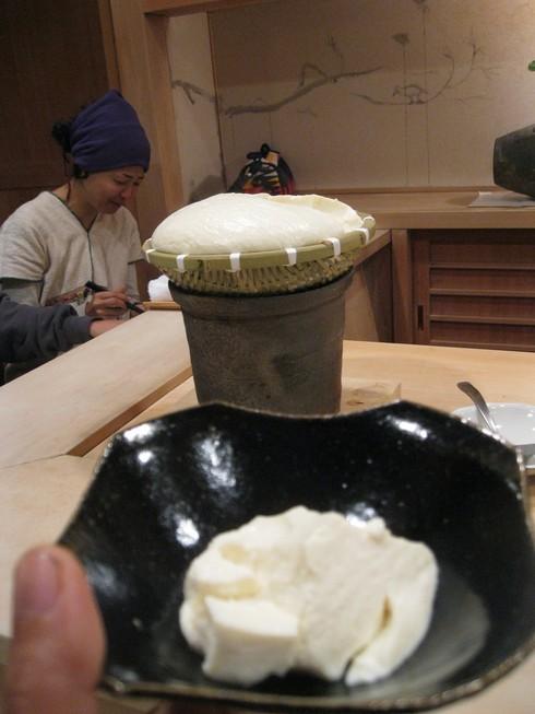 「豆腐屋 かわ島」へ~~_a0125419_1044283.jpg