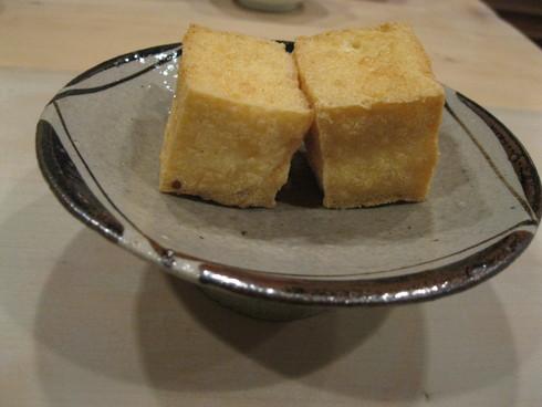 「豆腐屋 かわ島」へ~~_a0125419_1047429.jpg