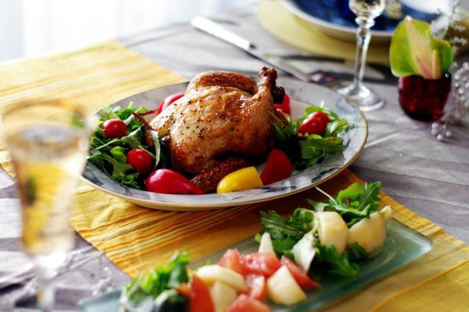 クリスマスのテーブルコーディネート 今年のテーマは「北欧」♪_d0145934_15271595.jpg