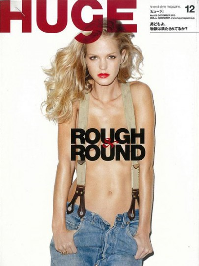 "Terry Richardson ""Tougher Than The Rest"" Editorial for HUGE Magazine_a0118453_12321984.jpg"