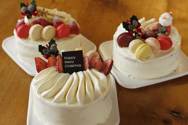 クリスマスケーキを作りました(≧э≦)_f0149855_20141185.jpg