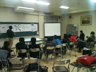 公開課題発表会@鮫川と現場見学とジュリ〜っ!_f0113361_17341569.jpg