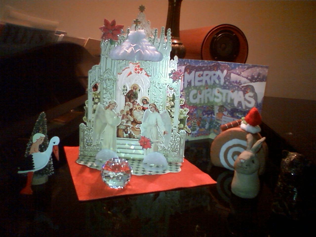 はっぴーメリークリスマス♪_c0137869_2042783.jpg