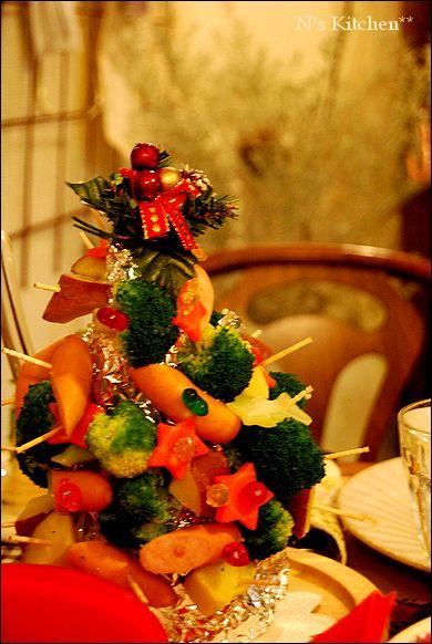 持ち寄り de クリスマスparty _a0105872_0334951.jpg