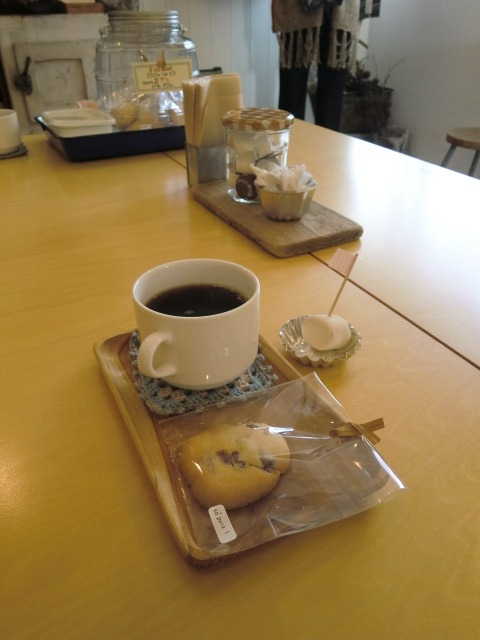 本日のoneday cafe。_a0164280_2212190.jpg
