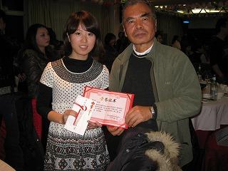 湖南省・日本語科学生のゴスプレショーとスピーチコンテスト _d0027795_13363481.jpg