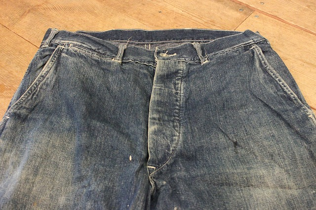 30's US ARMY DENIM PANTS_d0121303_132082.jpg