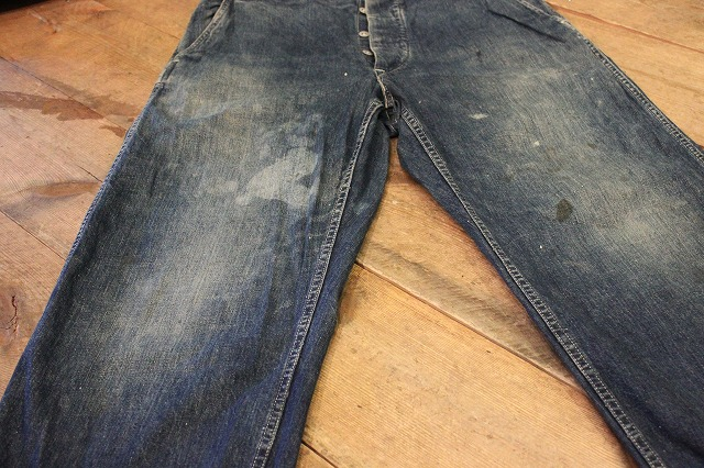 30's US ARMY DENIM PANTS_d0121303_1324188.jpg