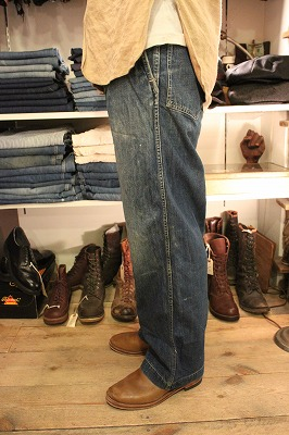 30's US ARMY DENIM PANTS_d0121303_17281458.jpg