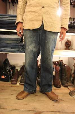 30's US ARMY DENIM PANTS_d0121303_1728592.jpg