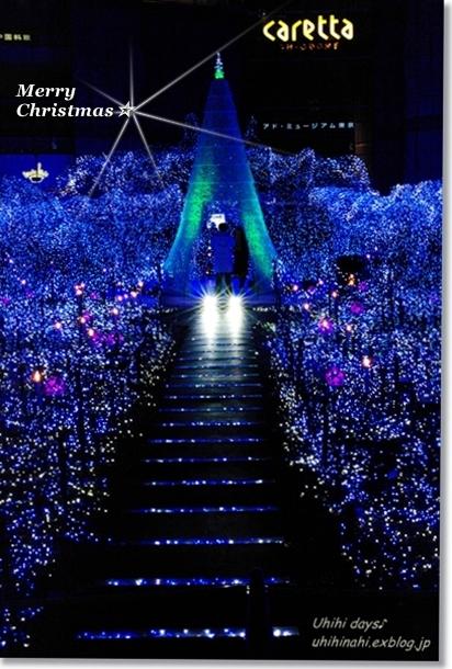 Merry Christmas☆_f0179404_21535221.jpg