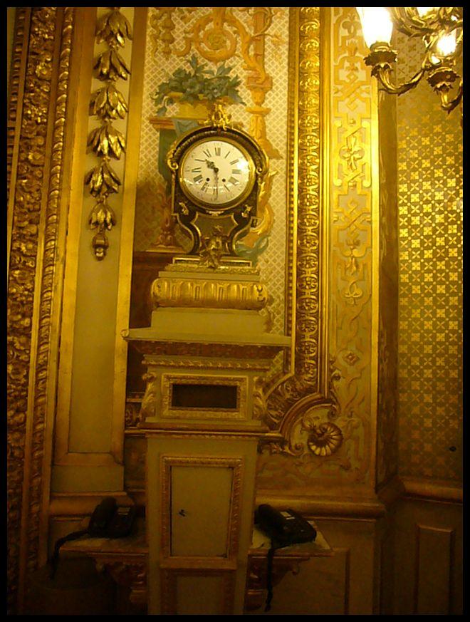 【ヨーロッパ文化遺産の日】SENAT元老院9月18日(5)PARIS_a0008105_13934100.jpg