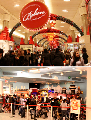クリスマス直前のMacy\'sも24時間営業へ_b0007805_0371961.jpg